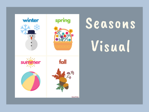 Seasons Visual