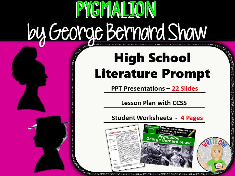 evaluation of the text pygmalion essay Evolution in george bernard shaw's pygmalion - evolution in george bernard shaw's pygmalion in the play, pygmalion, by george bernard shaw, professor higgins, an.