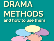 US Drama Resource Pack: Drama Methods And How To Use Them