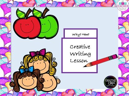 Amelia Earhart Creative writing lesson