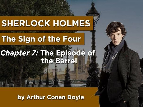 The Sign of Four - Episode of the Barrel
