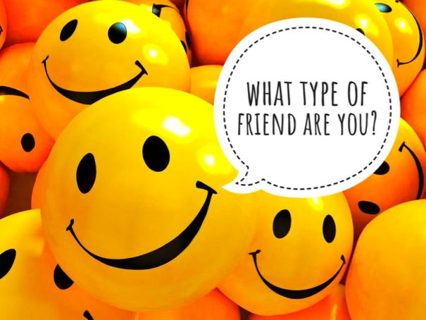 Friends Questionnaire. PSHE.