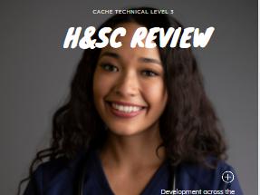 CACHE L3 CM2 Human Growth & Development