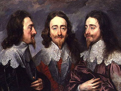 Source Analysis - Charles I's Personality
