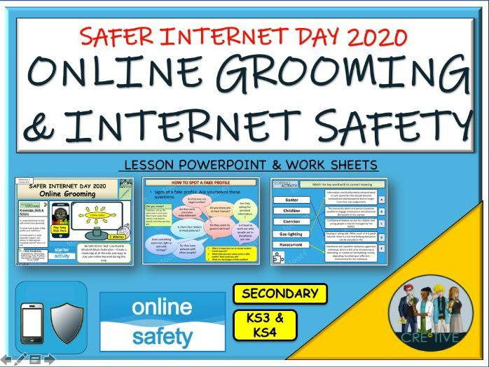 Safer Internet Day 2020 Teaching Resources