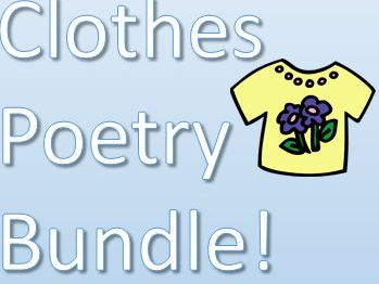 Clothes Poetry Bundle