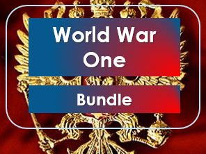 History: First World War Bundle