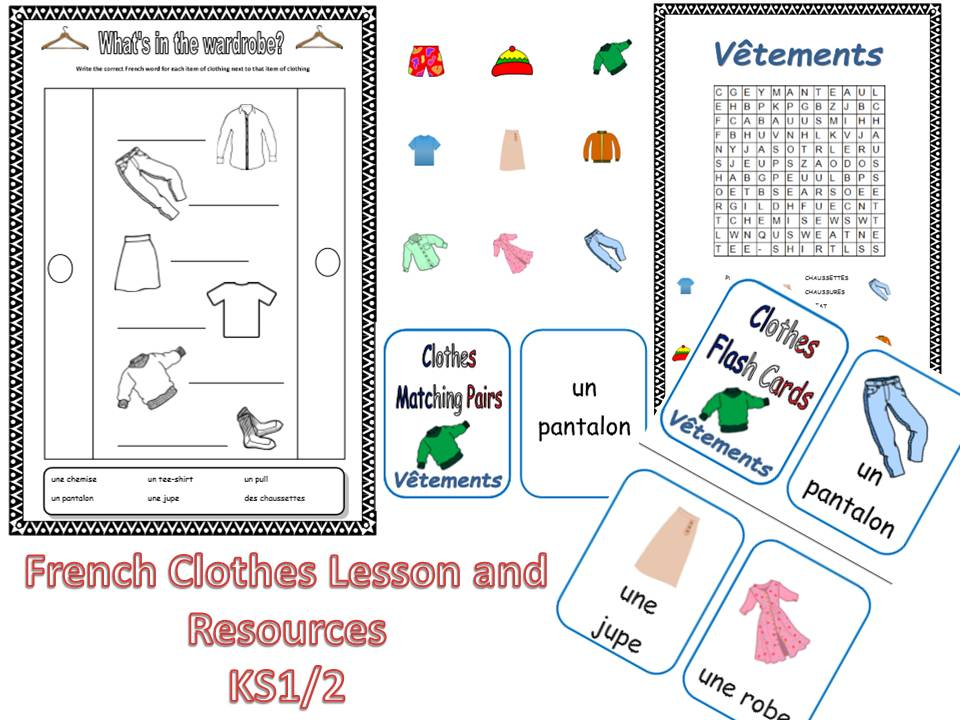 how to say lesson plan in french