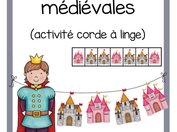 Suites médiévales (Medieval Patterns)