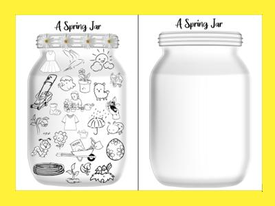 A Spring Jar Activity