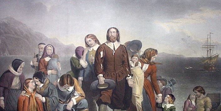 The Stuarts-The Puritans (The Pilgrims)