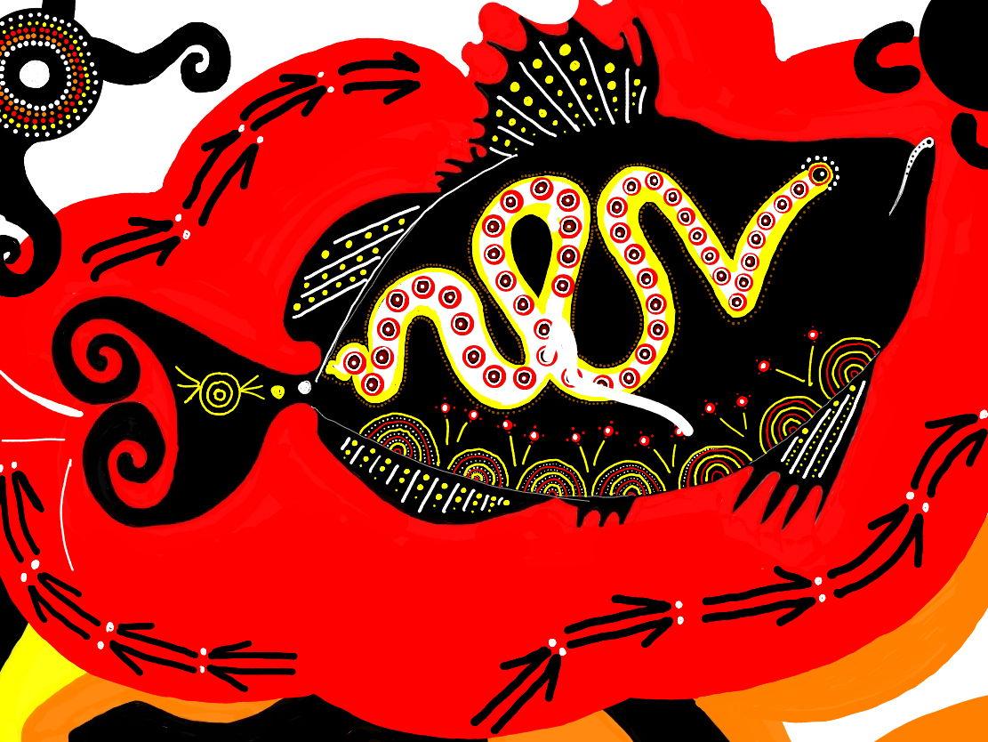Aboriginal art bundle