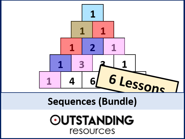 Sequences Bundle (6 Lessons)
