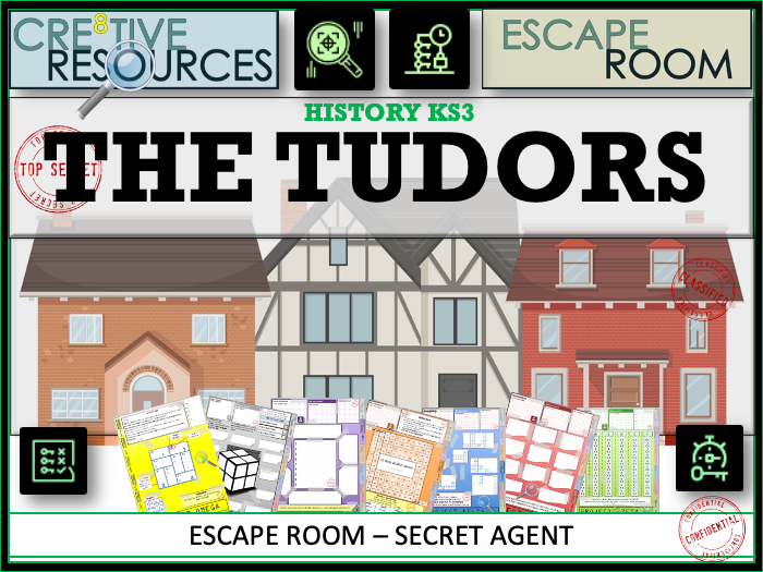 Tudors History Escape Room