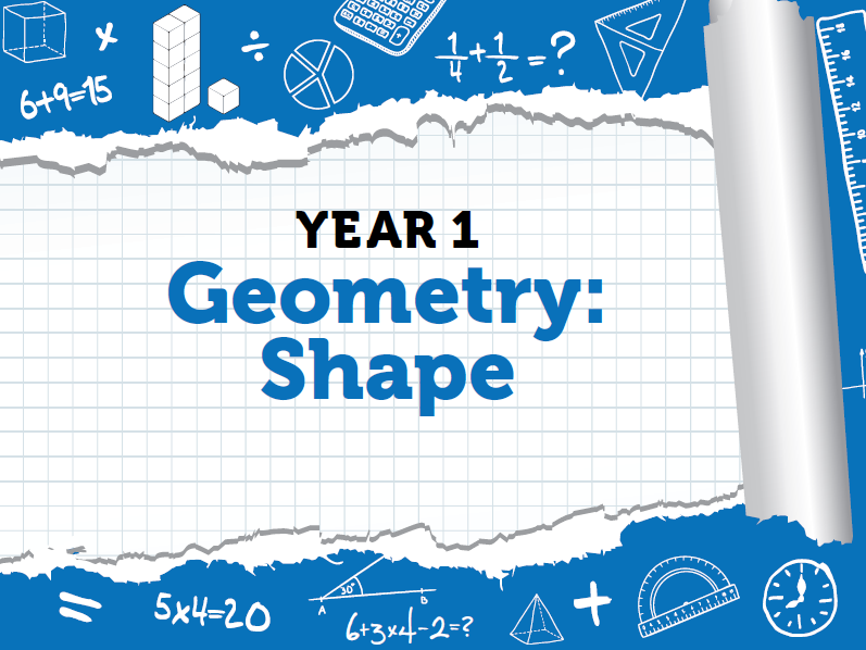 Year 1 - Week 9 - Geometry - Shape