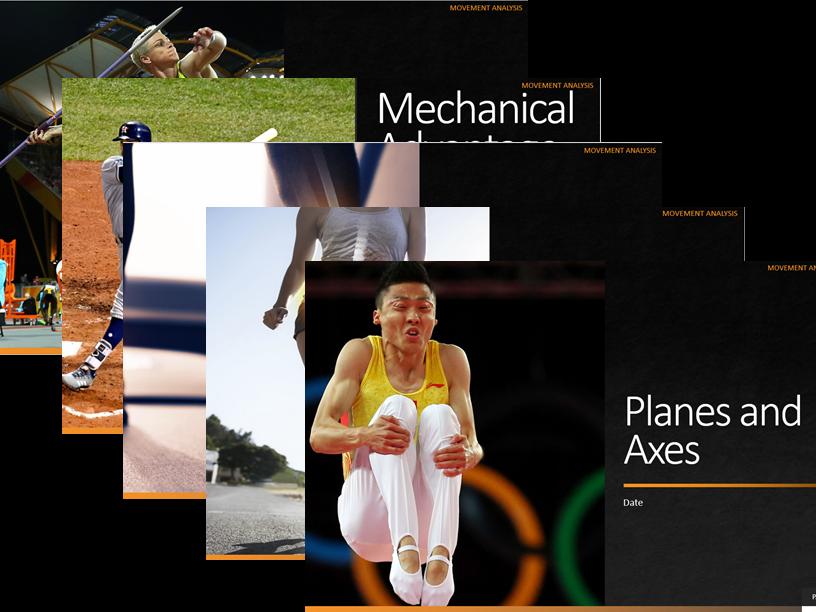 Movement Analysis SOW (Edexcel GCSE PE)