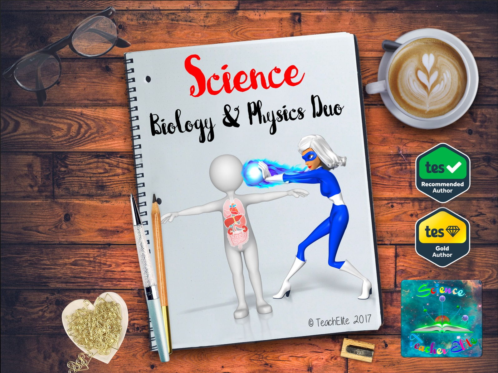 Biology & Physics saver