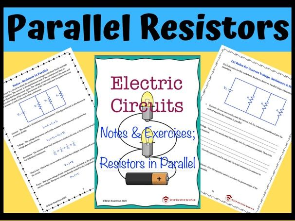 Electric Circuits: Resistors in Parallel
