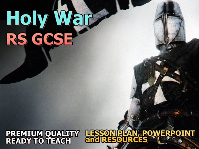 Holy War AQA 9-1 GCSE (Religion, Peace and Conflict 6.6)