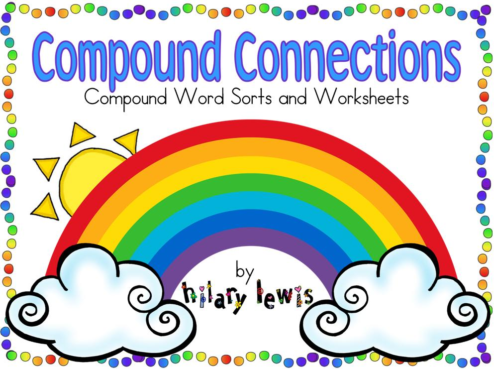 Compound Words -Word Sorts and Worksheets