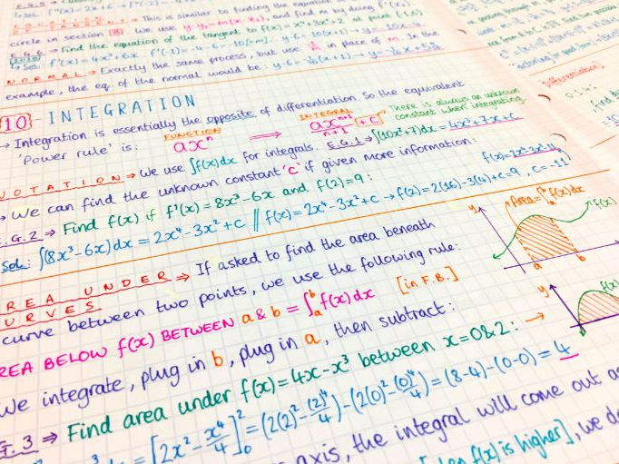 A-Level Maths - Core 1 - Complete Notes