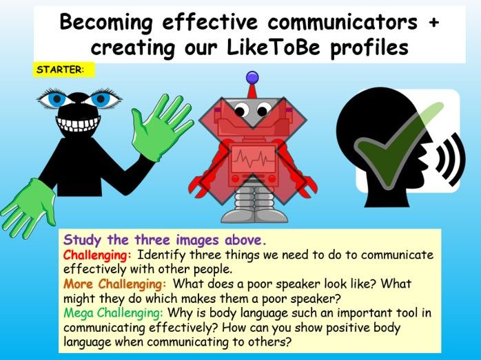 How can we become effective communicators?