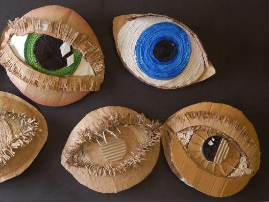 Cardboard Eyes
