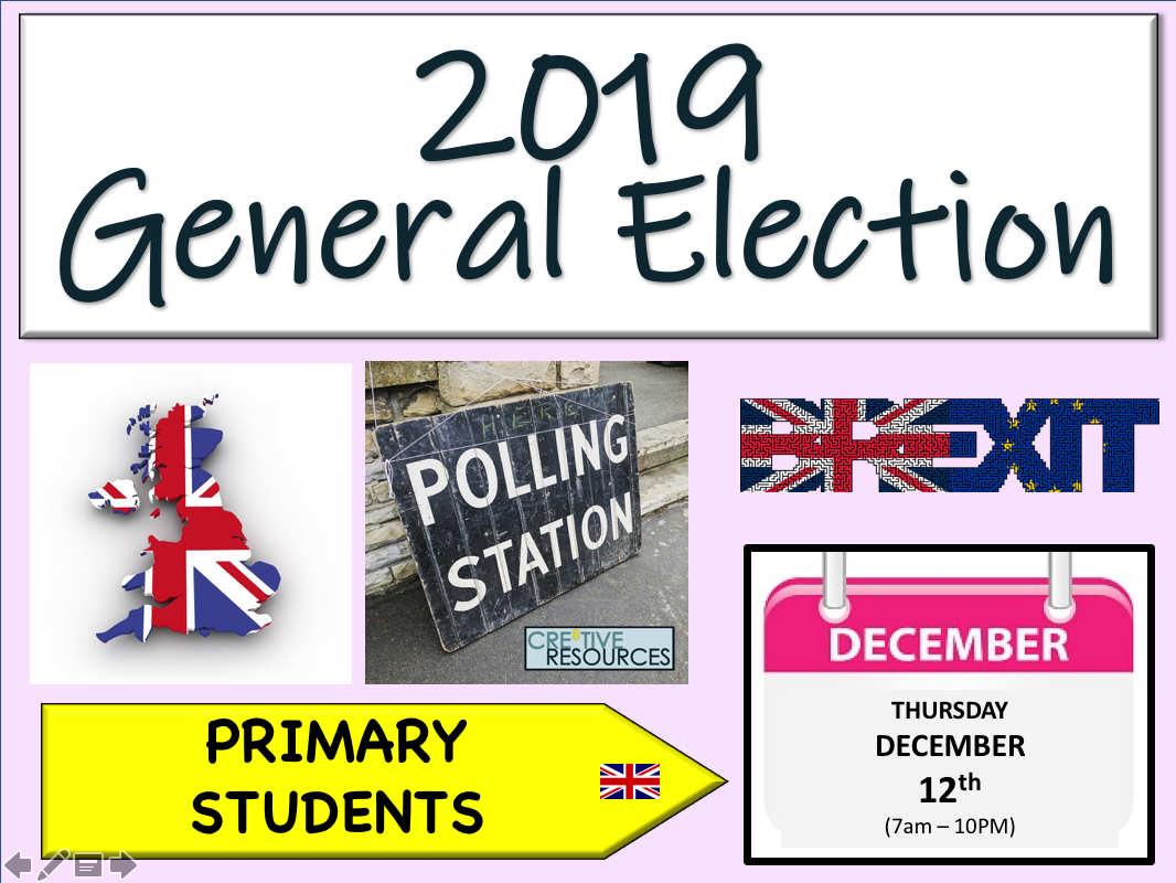Primary - General Election 2019 - Politics