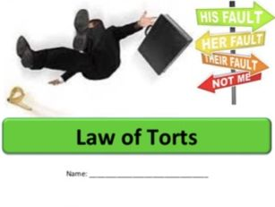 Law of Torts Notes