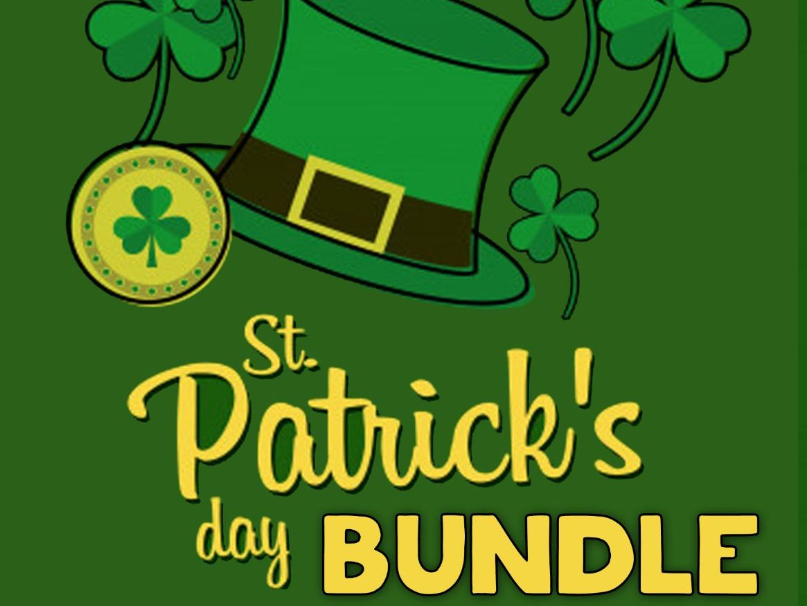 Saint Patrick´s Day BUNDLE