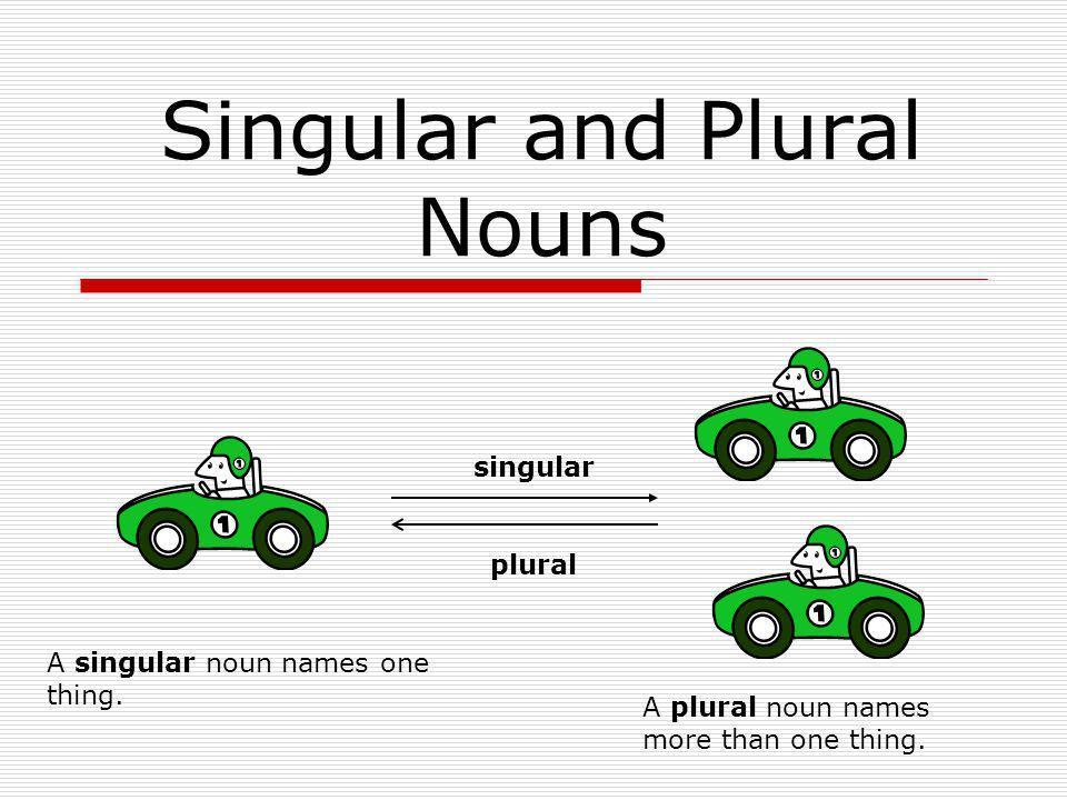 Basic Literacy KS3/EAL Plural and Singular Nouns by MFLYNN-Teacher ...