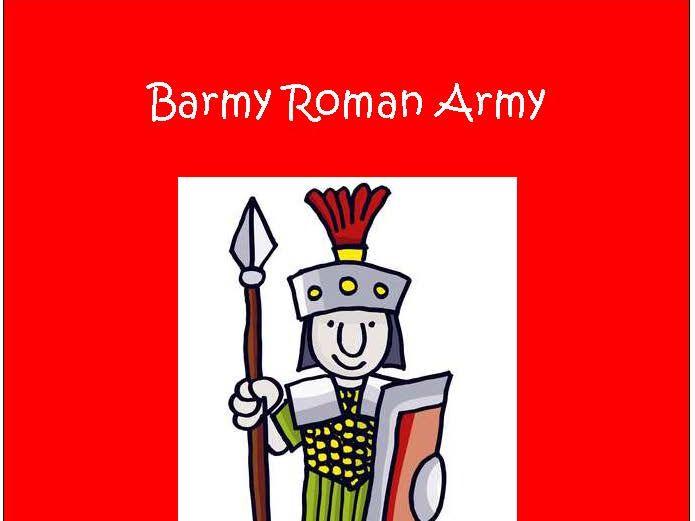 Barmy Roman Army