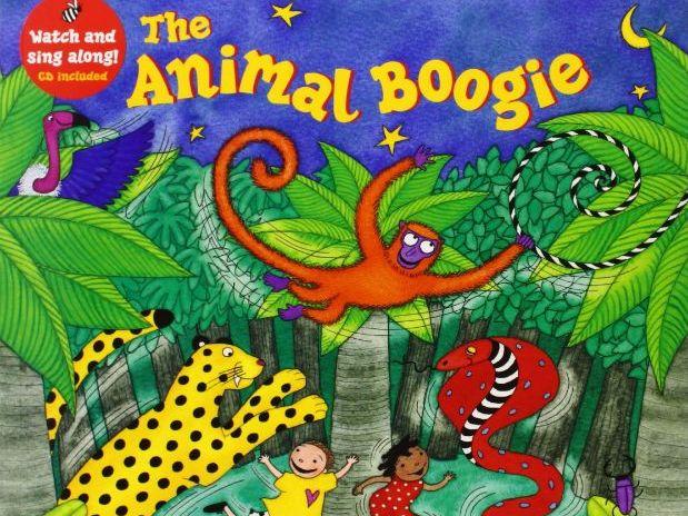 Animal Boogie Literacy Plan