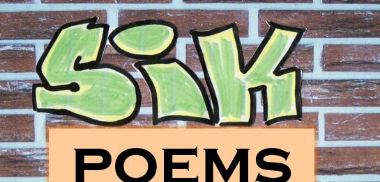 Pop music lyrics analsyed as poetry