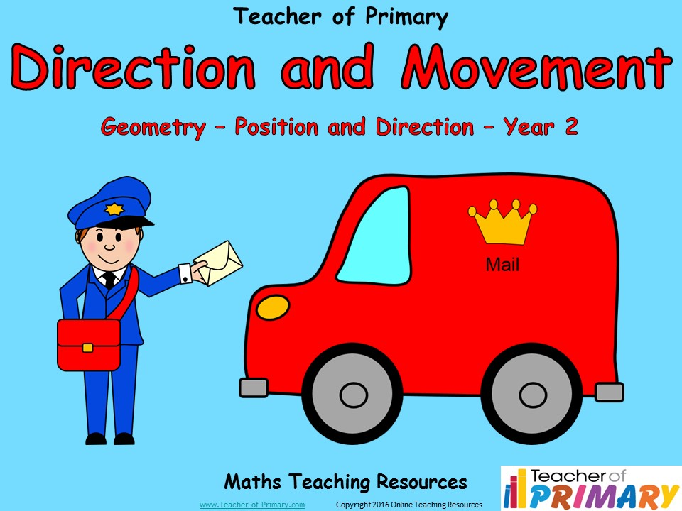 Direction and Movement - Year 2