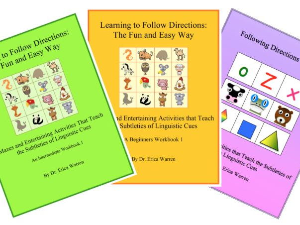 Following Directions, Listening/Language Skills Bundle