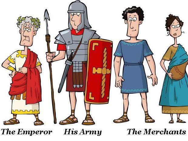 The Romans Bundle - 20 Resources!!