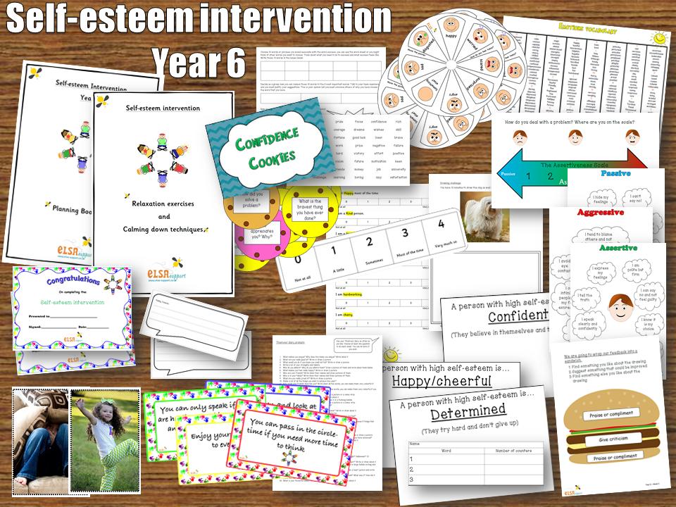 Self-esteem Year 6 intervention