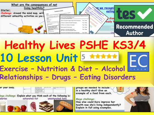 Healthy Living / Healthy Food PSHE