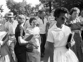 How did the events in Montgomery and Little Rock help to shape the Civil Rights Movement? Lesson