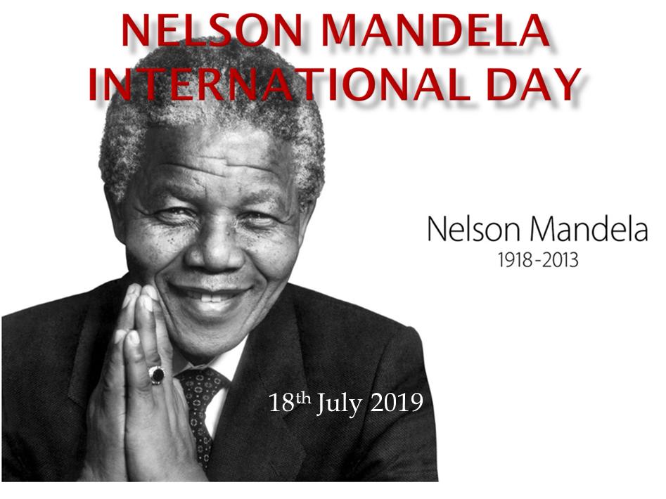 Nelson Mandela International Day Assembly - 18th July 2019 - Key Stage 2