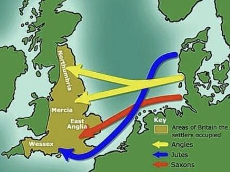 Migration to England before 1066