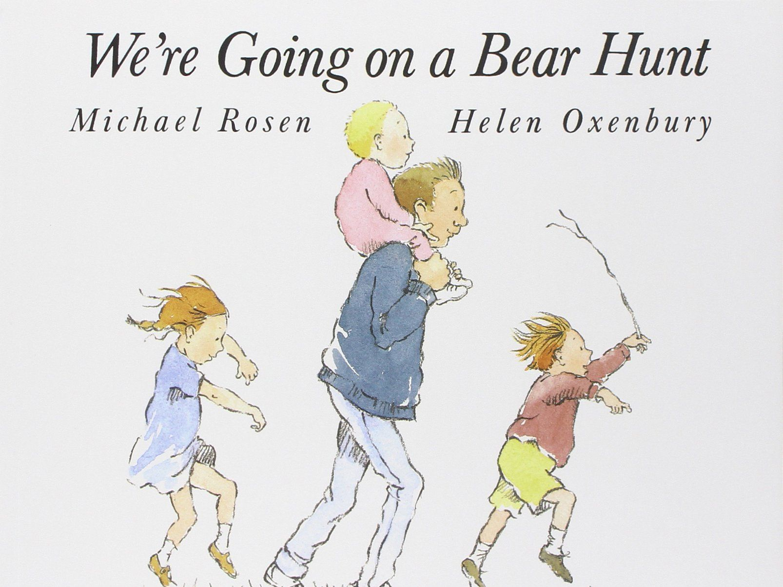 Going on a Bear Hunt story ppt