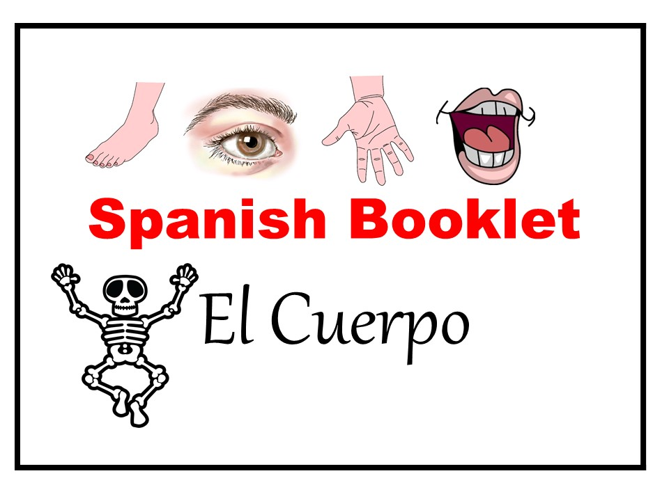 Spanish Booklet - El Cuerpo