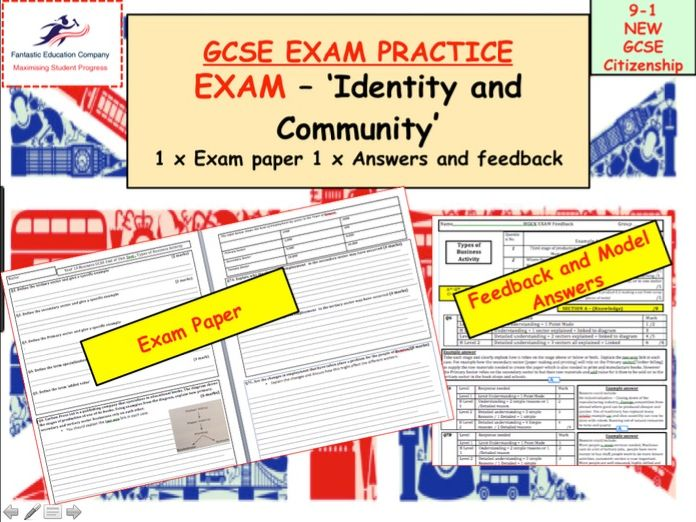 GCSE CITIZENSHIP ASSESSMENT EXAM