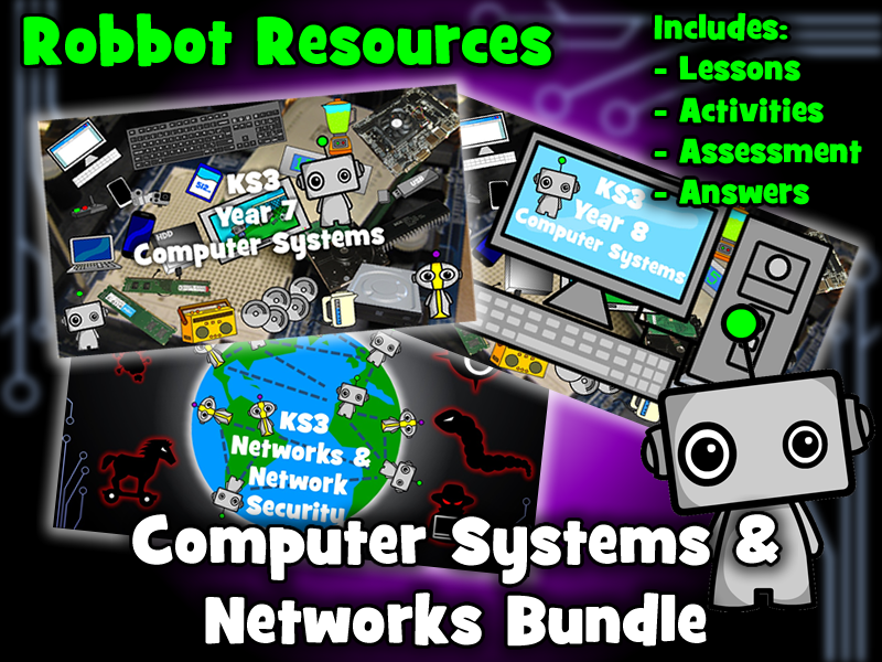 KS3 Computer Systems & Networks