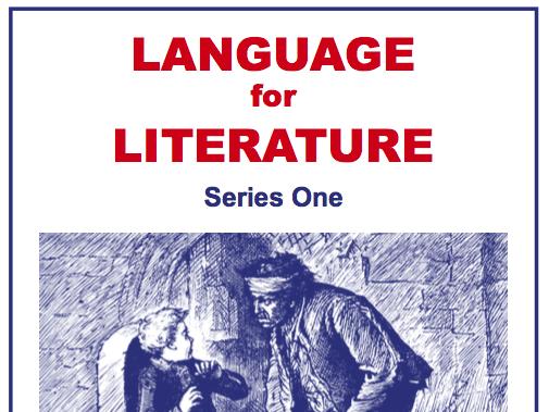 Language for Literature Series One Scheme of Work