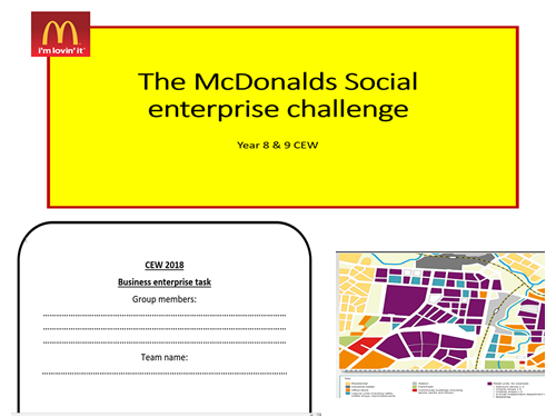 McDonald's Enterprise day challenge
