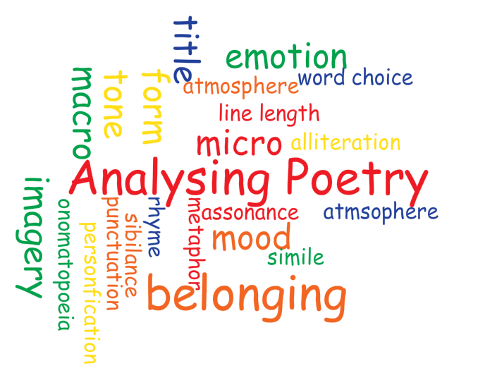 Introduction to poetry. Analysing 'The Manhunt' by Simon Armitage