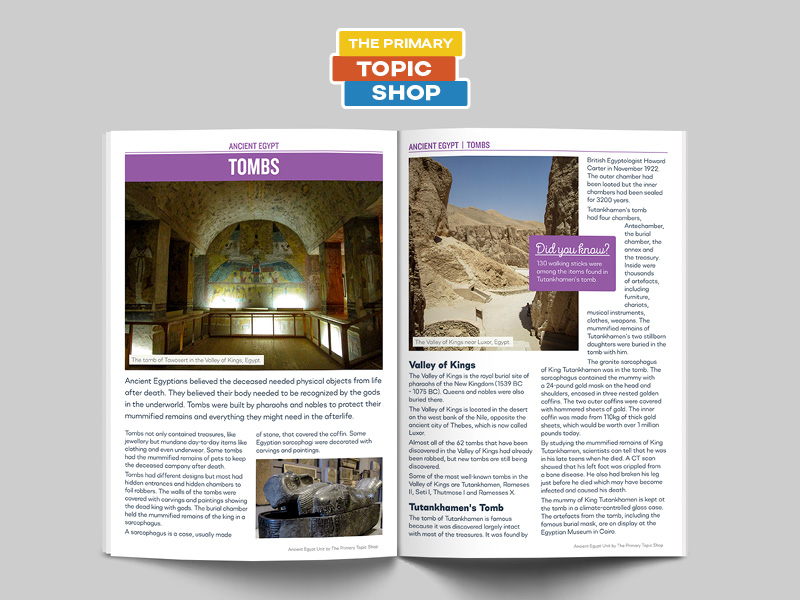 Ancient Egypt - Tombs
